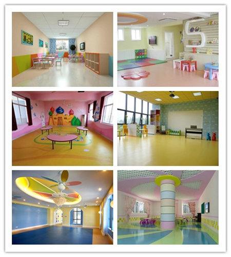 应用于幼儿园,学校,商场,商店等儿童乐园的地面装饰.