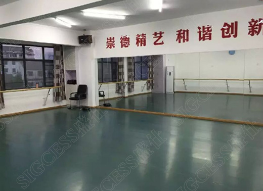 盛仕舞蹈教室地胶