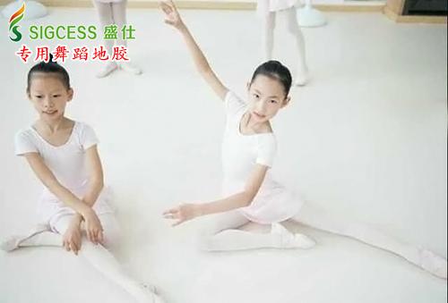 芭蕾形体训练适合用哪种舞蹈地板?